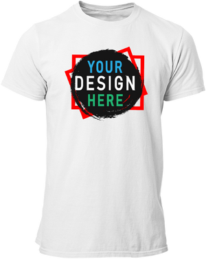 Custom Mens Soft T-Shirt | Personalize Soft T Shirt for Men