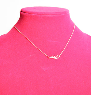 LASHWRAP NECKLACE