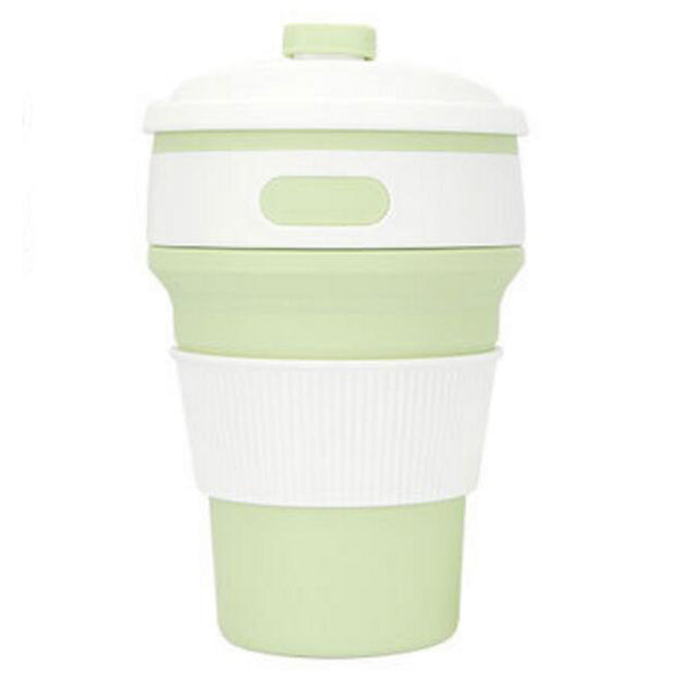 COLLAPSIBLE WINTER COFFEE CUP