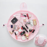 DRAWSTRING MAKEUP BAG