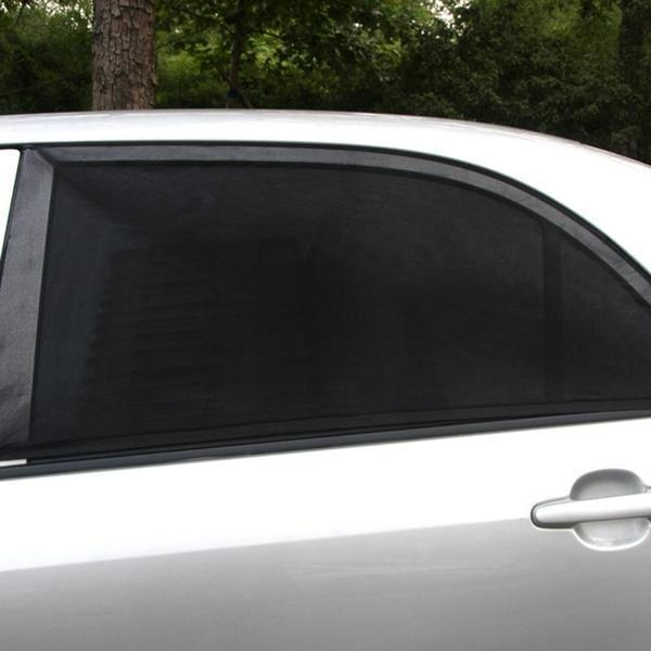 CAR WINDOW SUN SHADES (2 PIECES)