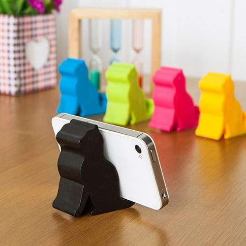 CUTE MINI CAT SHAPE PHONE STAND