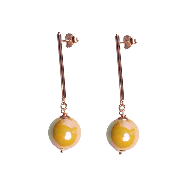 BALLS PENDANT EARRINGS
