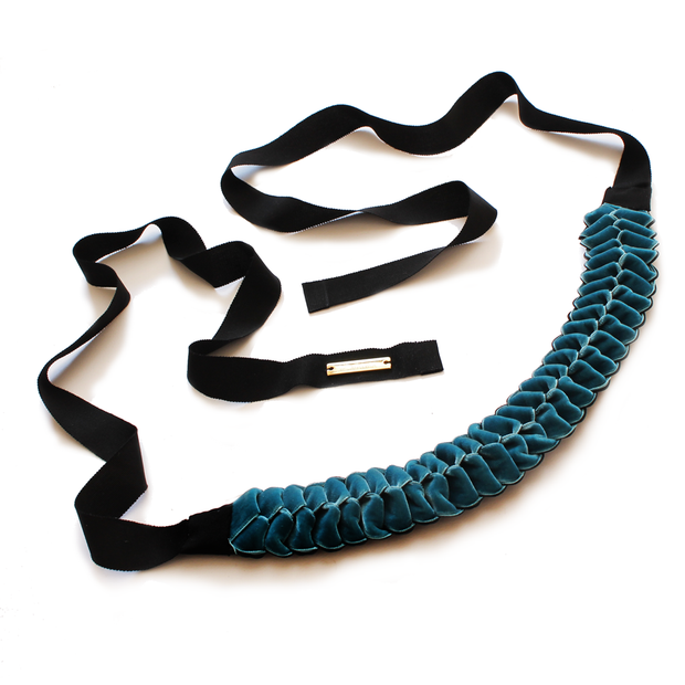 ARETUSA  NECKLACE & CUFFS