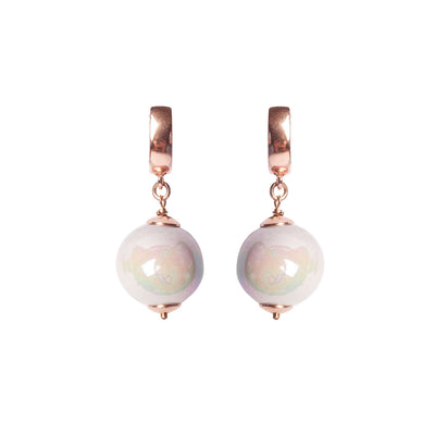 BALLS PETIT CIRCLE EARRINGS
