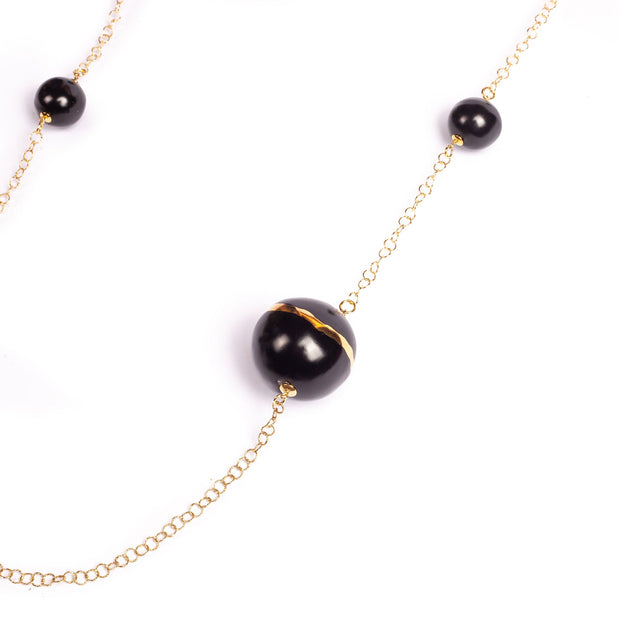 TERRA NERA NECKLACE