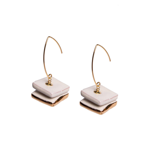 SCALA DEI TURCHI ARCHED EARRINGS