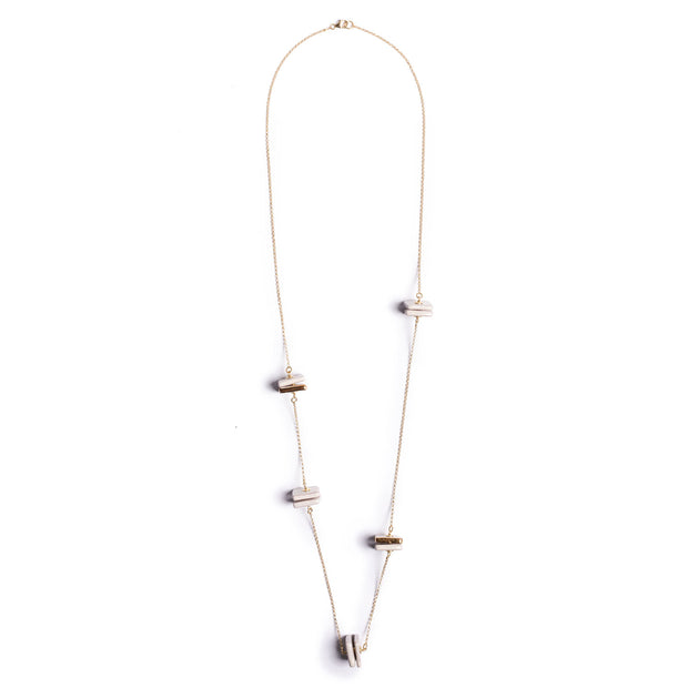 SCALA DEI TURCHI LONG NECKLACE