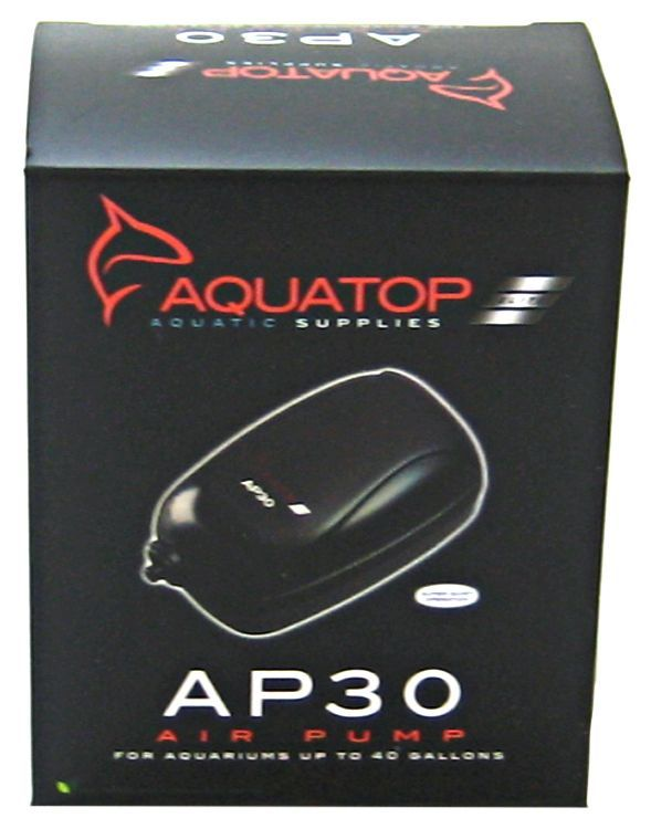 Aquatop Aquarium Air Pump