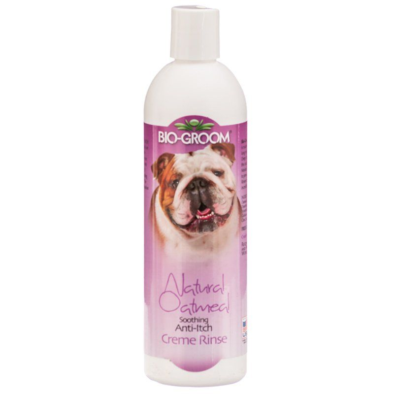 Bio Groom Natural Oatmeal Cream Rinse