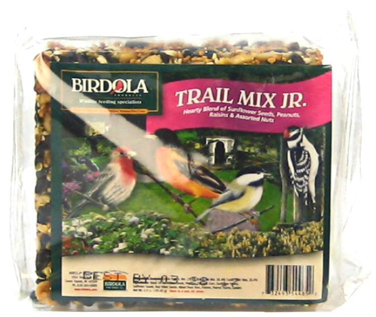 Birdola Trail Mix Jr. Seed Cake