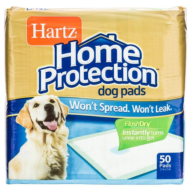 Hartz Home Protection Dog Training Pads