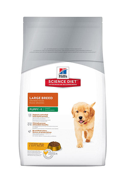 Science Diet Large Breed Puppy 30lb