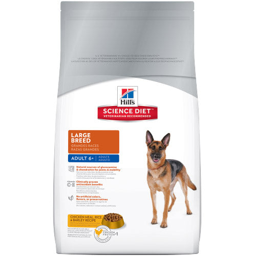 Science Diet Mature Adult Large Breed 33lb