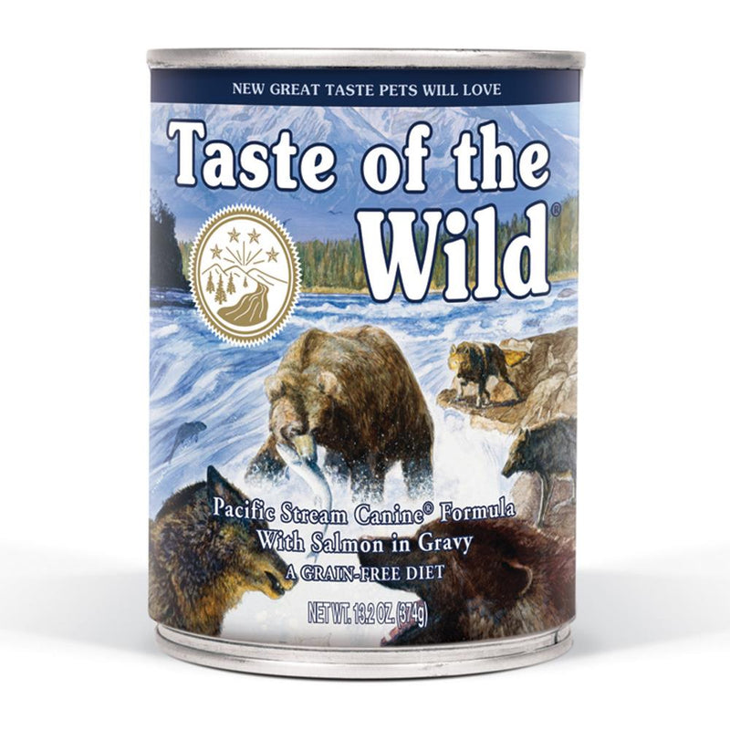 Taste of The Wild PACIFIC STRM DG 13.2OZ 12 Count Case