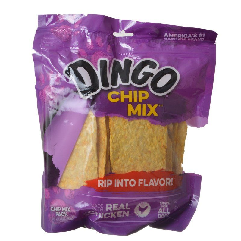 Dingo Chip Mix - Chicken in the Middle (No China Sourced Ingredients)