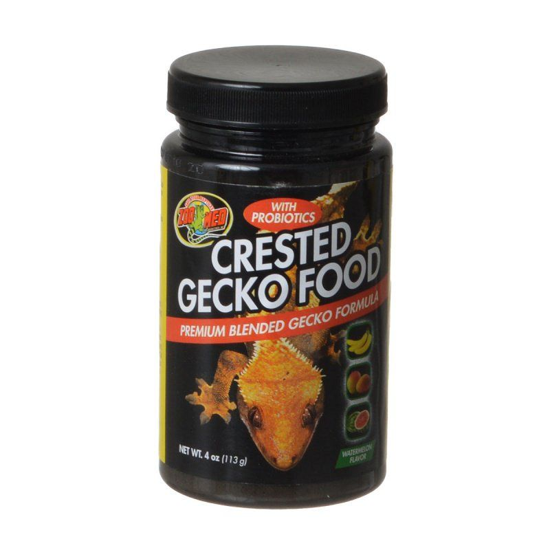 Zoo Med Crested Gecko Food - Watermelon Flavor