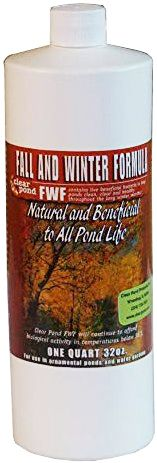 Clear Pond Fall and Winter Formula Water Treatment