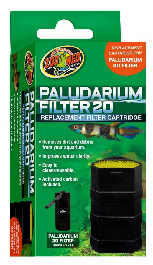 Zoo Med Paludarium Replacement Filter Cartridge