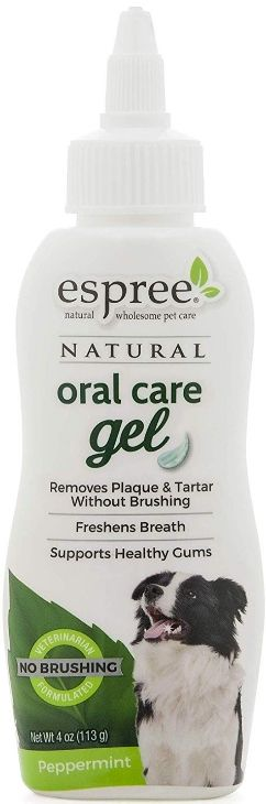 Espree Oral Care Gel - Peppermint Flavor
