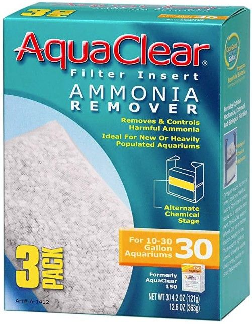 Aquaclear Ammonia Remover Filter Insert