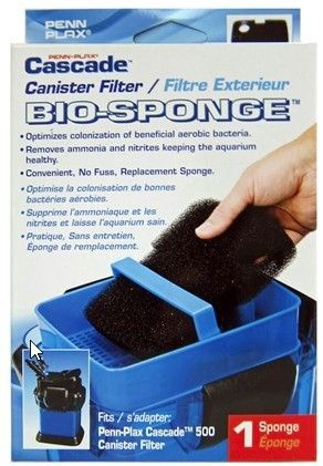 Cascade 500 Canister Filter Replacement Bio Sponge