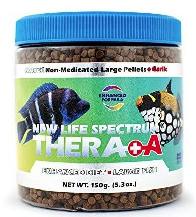 New Life Spectrum Thera A Large Sinking Pellets