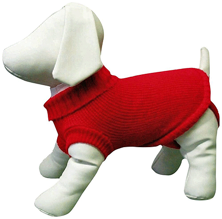 AMAZING PET Sweater Red 8