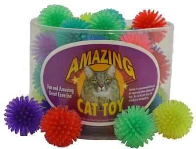 AMAZING Cat Squish Balls 36 Piece