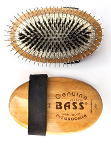BASS Pet Groomer Wire Boar Palm