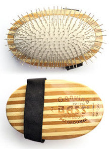 BASS Pet Groomer Wire Palm Brush