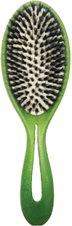 BASS BIO FLEX Shine and Condition Brush Oval