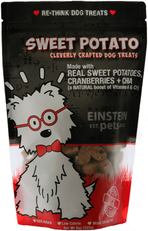 EINSTEIN PETS Sweet Potato 2oz