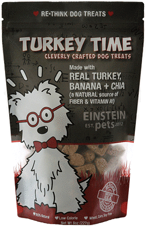 EINSTEIN PETS Turkey Time 2oz
