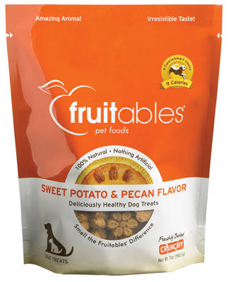 FRUITABLES Sweet Potatoe & Pecan Treat 7oz