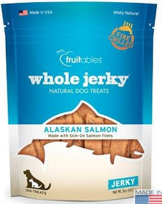 FRUITABLES Jerky Salmon 5oz