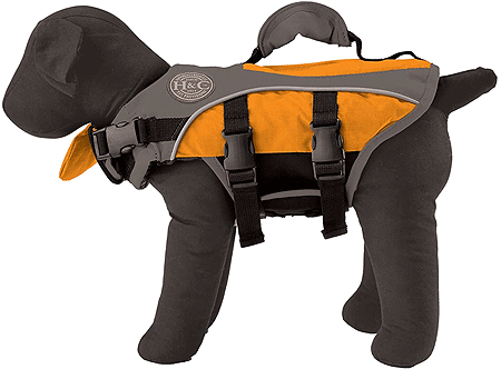 Henry and Clemmies Lifejacket Orange L