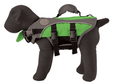 Henry and Clemmies Lifejacket Green XL