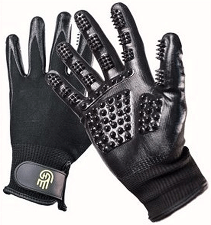 HandsOn Gloves Black L