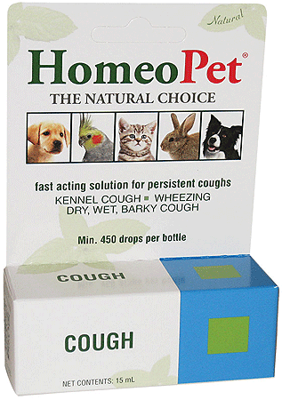 HOMEOPET Cough 15ml