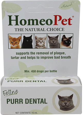 HOMEOPET Feline Purr Dental 15ml