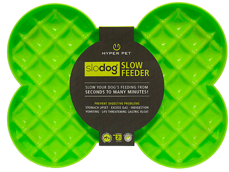 HYPER PET SloDog Slow Feeder Green