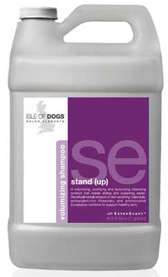 ISLE OF DOGS Salon Elements Stand Up Shampoo Gallon