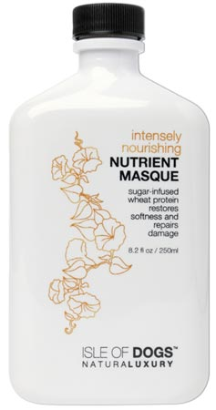 ISLE OF DOGS Natural Luxury Nutrient Masque 250ml