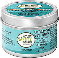 NATURA PETZ Joint Support Meal Topper