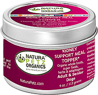 NATURA PETZ Kidney Support Meal Topper