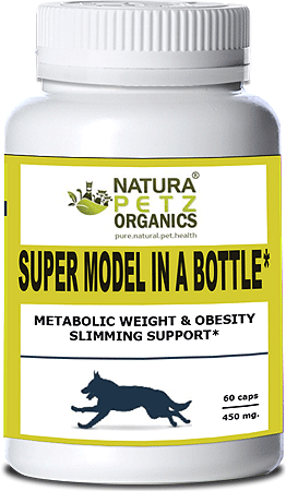 NATURA PETZ Super Model In A Bottle 60ct