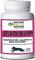 NATURA PETZ Life's An Itch! Capsules 90ct