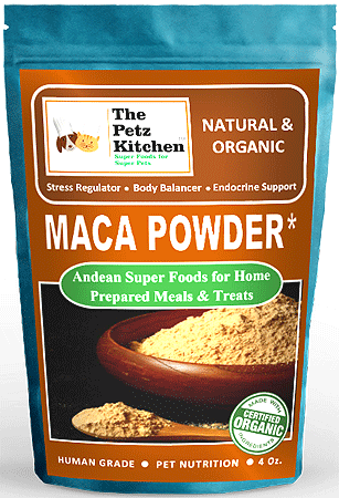 PETZ KITCHEN Maca Powder 4oz