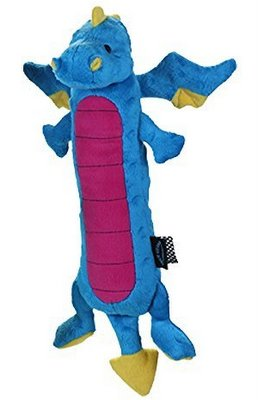 GO DOG Skinny Dragons Blue S